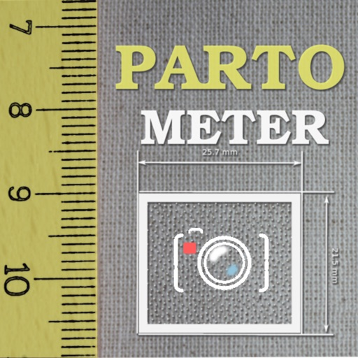 Partometer - camera measure on pictures and photos
