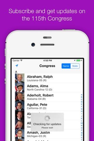 CongressPro screenshot 1