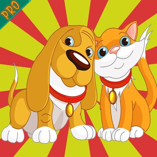 Baby Puppy & Little Kitty Endless Run Adventure Icon