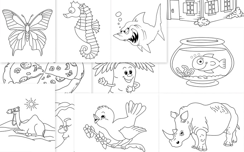 Screenshot 5 Coloring Book