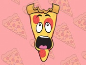 Emotional Pizza - Stickers for Pizza Lovers
