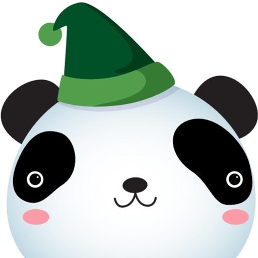Touch The Panda! Xmas Edition iOS App