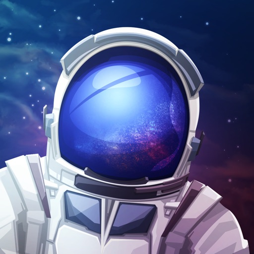 Astronaut Simulator 3D - Space Base iOS App