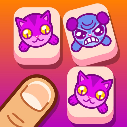 Meow Tap - Cat Tile Fast Card Game