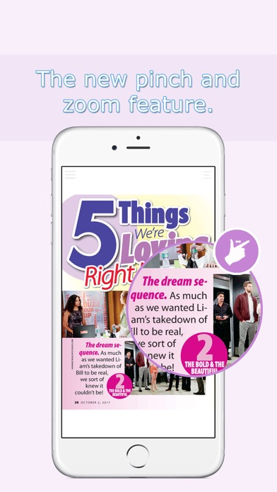 Cbs Soaps In Depth review screenshots