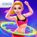 Fitness Girl - Dance and Play at the Gym