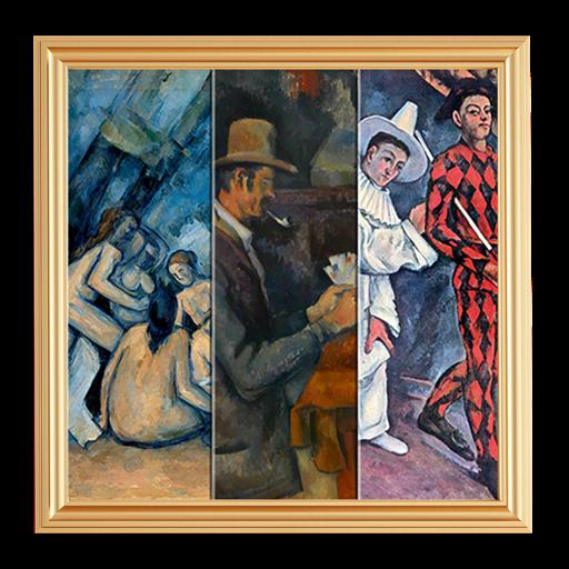 Cezanne Art Jigsaw Puzzle