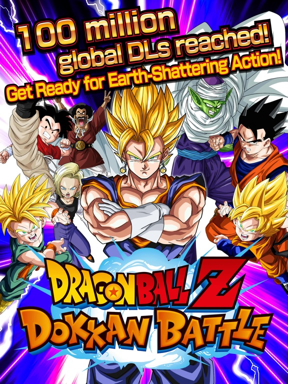 Dragonball z dating apps