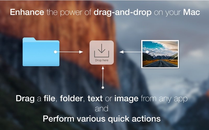 FilePane - File Management Drag & Drop Utility Screenshot