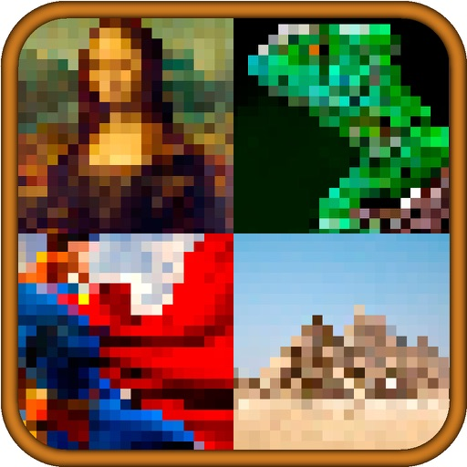 Pixel Quiz - Word Guess Game by Abel Galvan