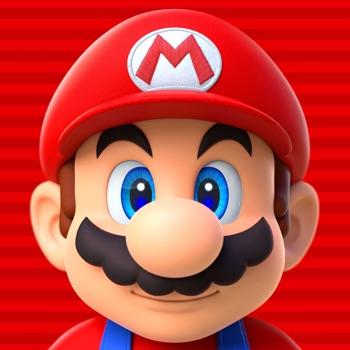 Super Mario Run app for iphone