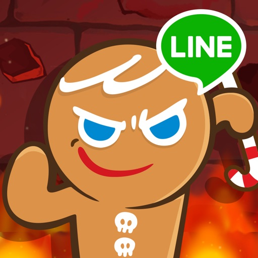 LINE Cookie Run iOS App
