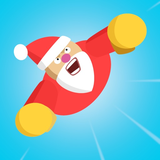Xmas Ops - Drop Santa down the chimney iOS App