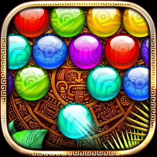 蒙特祖玛泡泡:Montezuma Bubble