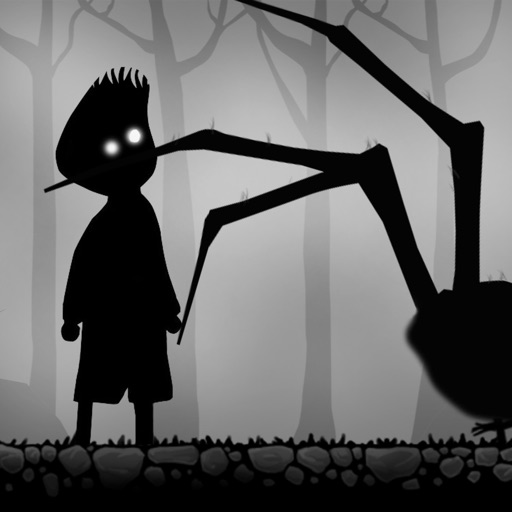 Alone in The Dark Forest iOS App