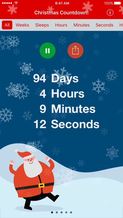 Christmas Countdown Premium (Ad Free) on the App Store