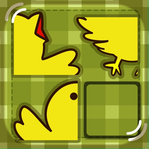 Bird Slide Puzzle iOS App