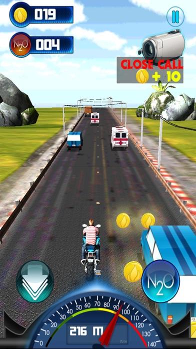 Moto шоссе гоночный: бесплатная игра ксоСкриншоты 1