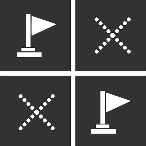 Flags - A fun mathematical logic game iOS App
