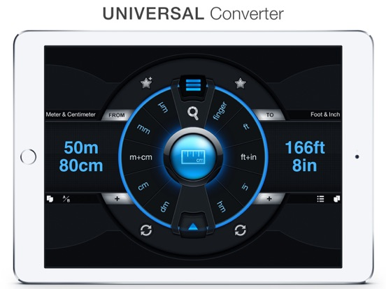 Unit Converter ∞ Screenshots