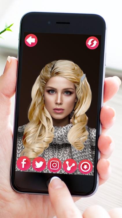 Hair Wizard Women Hairstyle Makeover Salon By Miroslav Cvetkovic