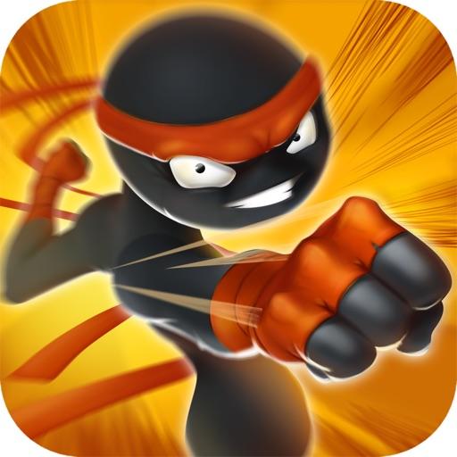 Sticked Man Fighting 2 Pro - Epic Battle iOS App