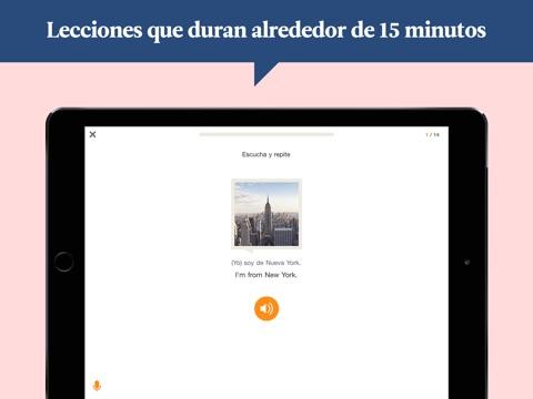 Babbel – Learn Languages screenshot 3