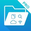 ファイルマネージャPRO - ドキュメント、クラウド、PDFリーダー