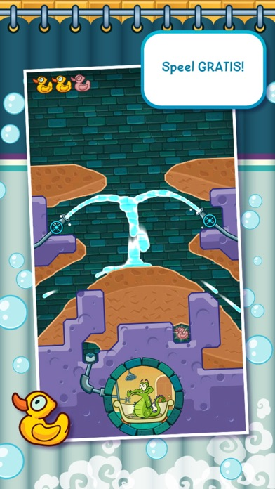 Download Where's My Water? Lite App