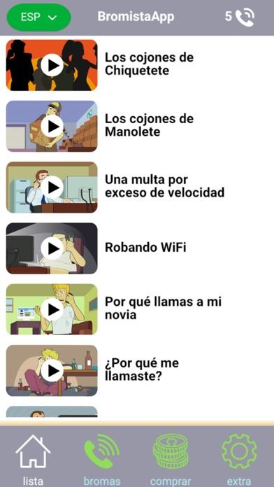 download Bromista - Bromas Telefónicas apps 1
