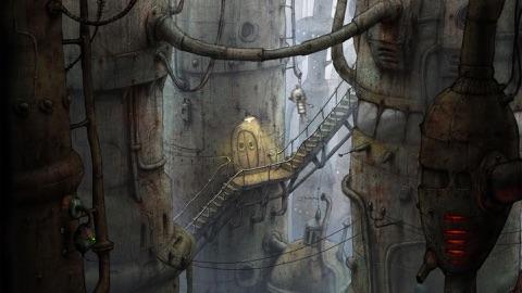 Screenshot #15 for Machinarium