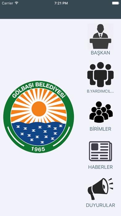 Screenshot #6 for Gölbaşı Belediyesi
