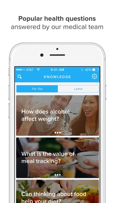 download Olumia Life — Healthy weight loss, better living appstore review