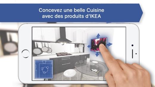 Interesting capture ducran iphone with concevoir sa for Creer sa chambre en 3d ikea