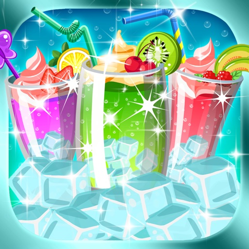 My Cold Drinks Shop - cooking games for kids iOS App