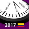Calendario 2017 Colombia Sin Ads