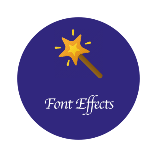 Font Effects for Photoshop