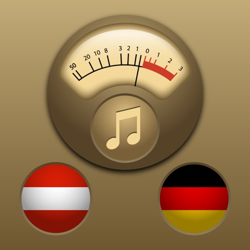 Radio VuMusic Tunein Austria & Germany iOS App