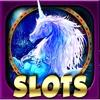 -777- #1 Unicorn Fantasy Slots - Free Casino Game & Feel Super Jackpot Christmas Party and Win Mega-millions Prizes!