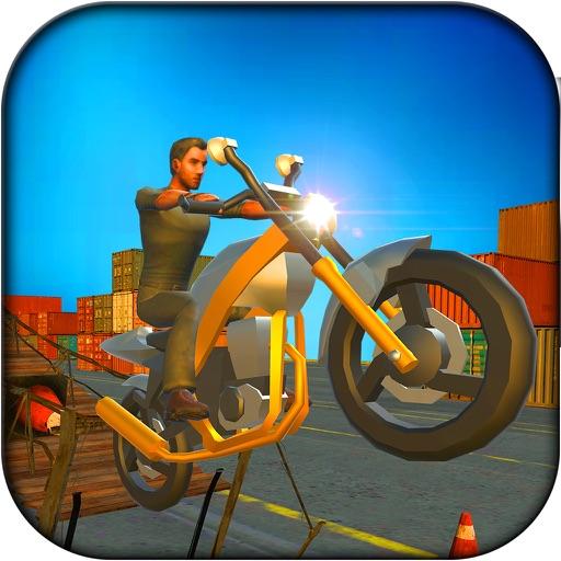 Xtreme Moto-r Bike 3D Stunts Sim-ulator 2017 iOS App
