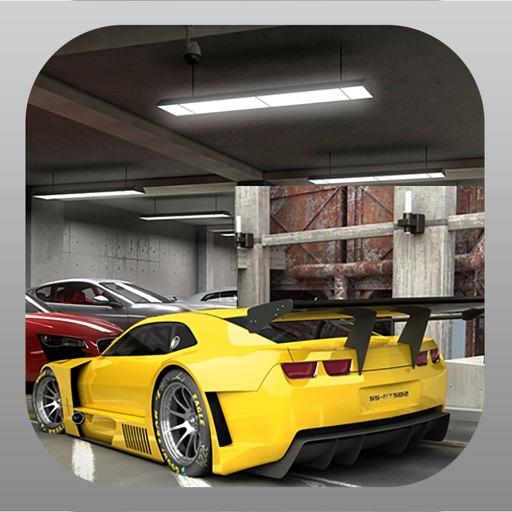 Race Car Parking iOS App