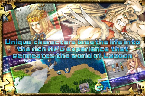 RPG Alphadia Genesis screenshot 4