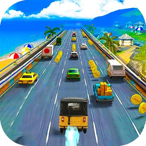 Highway TukTuk Traffic Racer iOS App