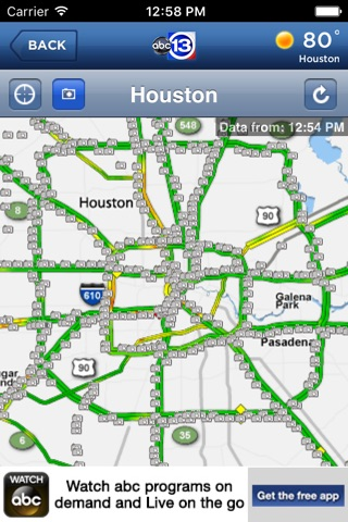 ABC13 Houston: News, Weather, Traffic screenshot 4
