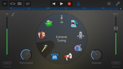 Screenshot #8 for GarageBand