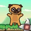 Jing Rao - Mr Puppy Dash: Steppy Dog  artwork