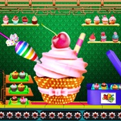 Cup Cake Factory - Bakery Chef Games