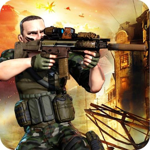 US City Sniper Kill Shooter Action Game iOS App