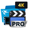 Super Video Converter Pro-4K/HD Supported