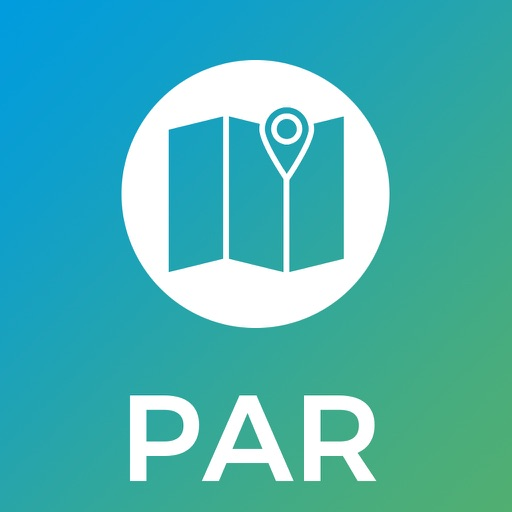 Карты города Париж